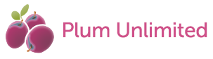 Plum Unlimited - support charities by buying and selling